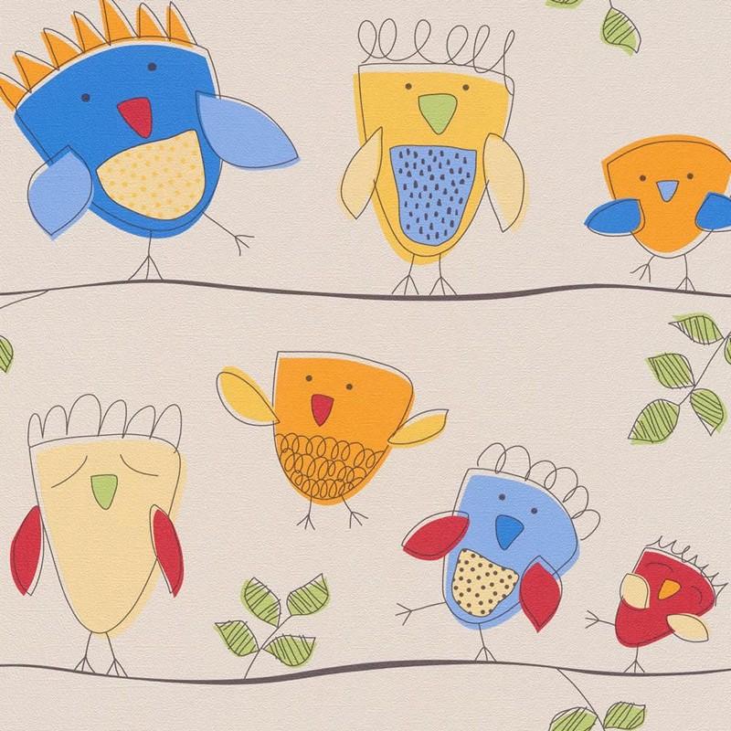Papel pintado infantil Iberostil PequeS 4150-08