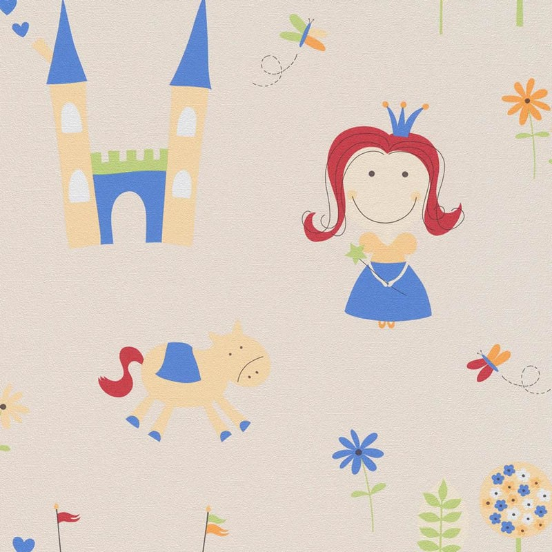 Papel pintado infantil Iberostil PequeS 4147-08