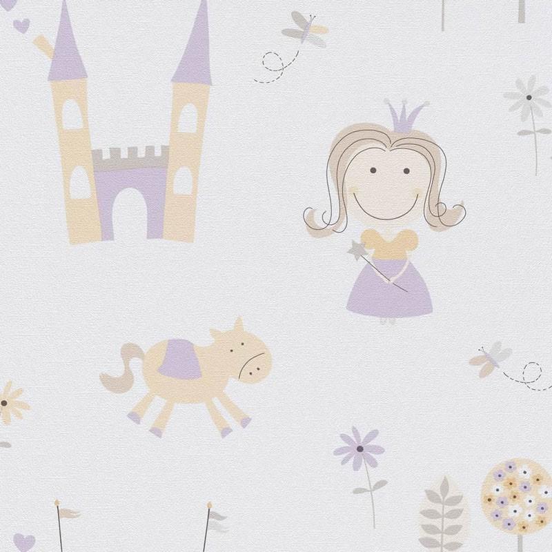Papel pintado infantil Iberostil PequeS 4147-09