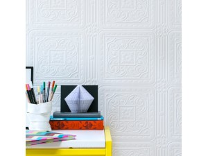 Papel pintable Anaglypta Turner Tile RD80000 A