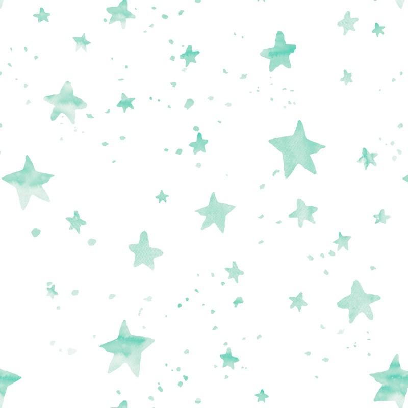 Papeles Pintados Coordonné Kids Theo Vía Láctea 6100042