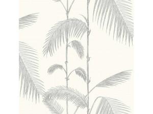 Papel pintado Cole & Son Marquee Stripes Palm 95-1008