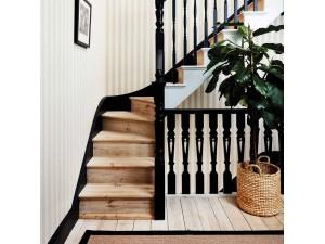 Papel pintado Cole & Son Marquee Stripes Regatta Stripe 110-3015 A
