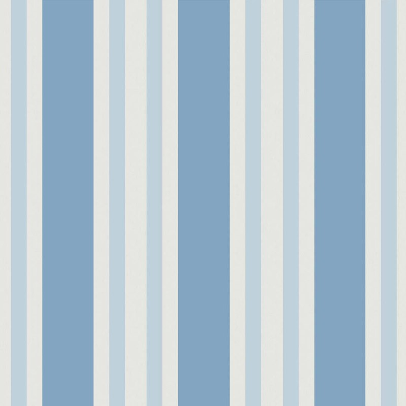 Papel pintado Cole & Son Marquee Stripes Polo Stripe 110-1006