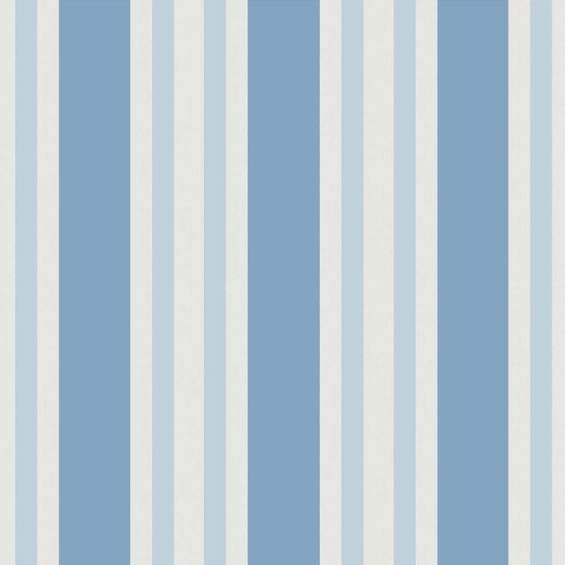 Papel pintado Cole & Son Marquee Stripes Polo Stripe 110-1006