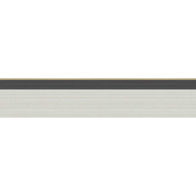 Cenefa Cole & Son Marquee Stripes Jaspe Border 110-10045