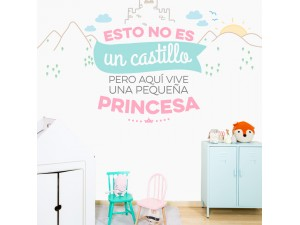 Mural Decorativo Infantil Tres Tintas Kids Mr. Wonderful M2318-1 A