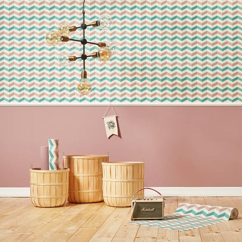 Papel Pintado Living Walls ColourCourage by Artist Edition Lars Contzen 34123-5 A