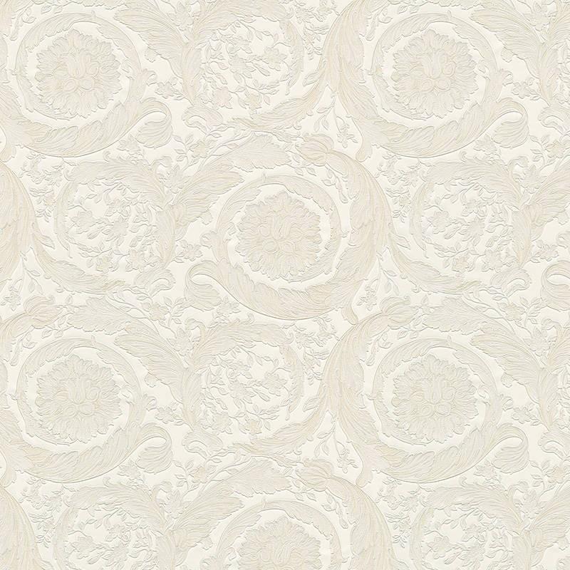 Papel pintado Versace Home Versace III Barocco Flowers 93583-2