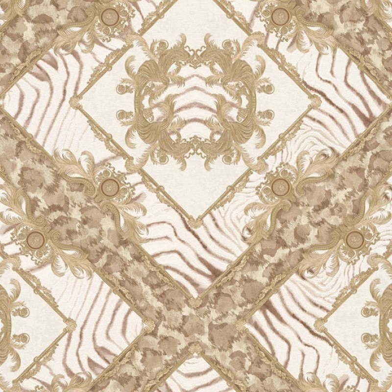 Papel pintado Versace Home Versace III Vasmara 34904-1