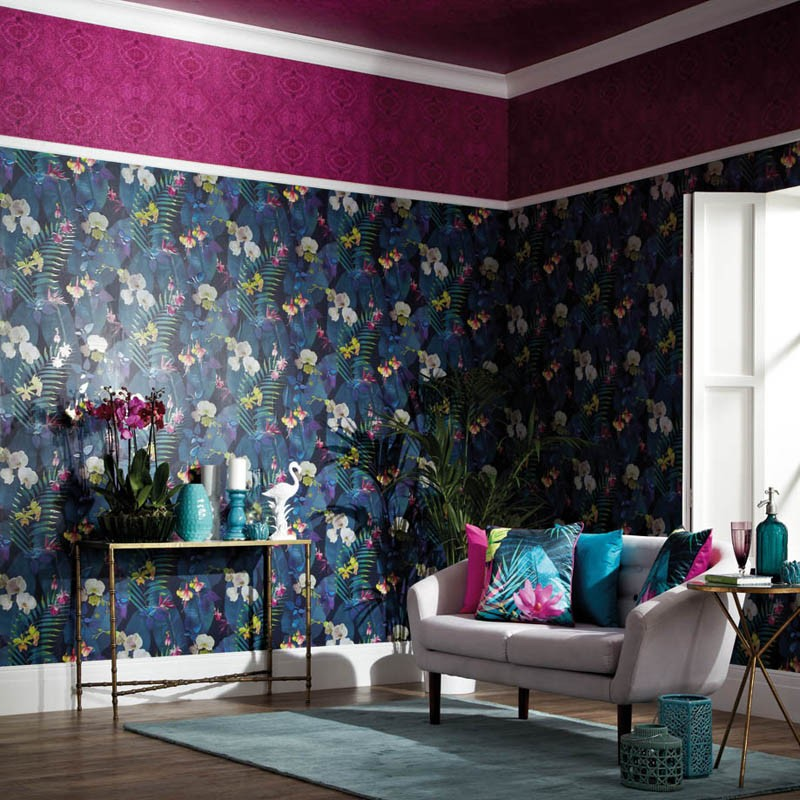 Papel pintado Arthouse Tropics Pindorama 690101 A