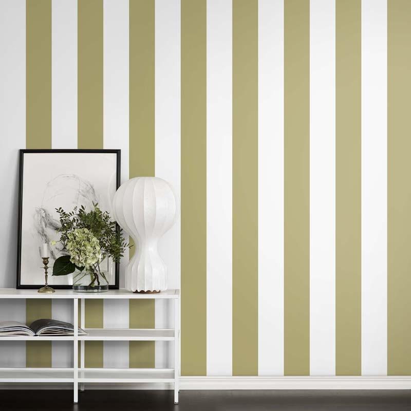 Papel pintado Sandberg Rand Scandinavian Stripes Color Swatch 635-031 A
