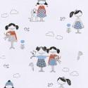 Cuddles & Hugs HUG102 Papel pintado infantil
