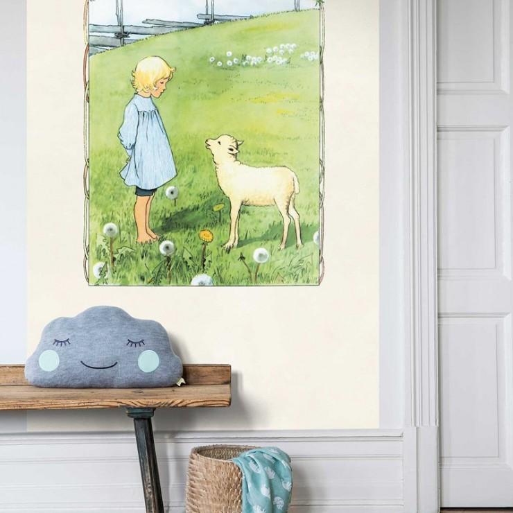 Mural decorativo Boras Tapeter Scandinavian Designers Mini 6269 A