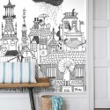Scandinavian Designers Mini 6273 Mural Decorativo