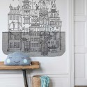 Scandinavian Designers Mini 6274 Mural Decorativo