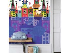 Mural decorativo Boras Tapeter Scandinavian Designers Mini 6275 A