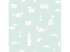 Papel pintado infantil Boras Tapeter Scandinavian Designers Mini 6241