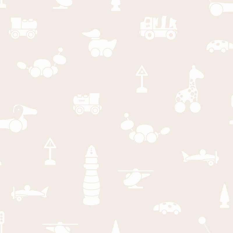 Papel pintado infantil Boras Tapeter Scandinavian Designers Mini 6240