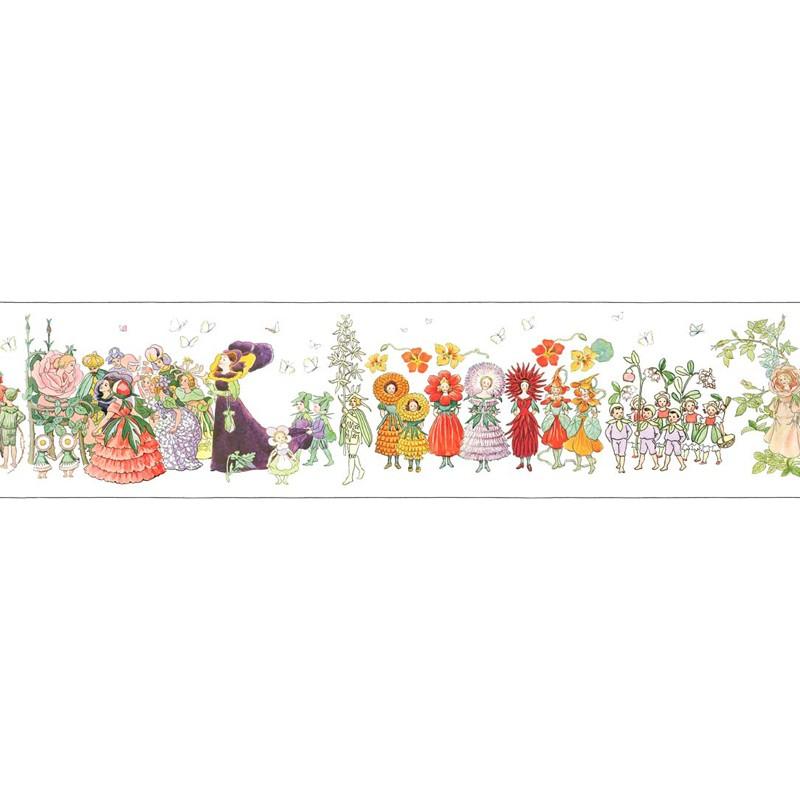 Cenefa infantil Boras Tapeter Scandinavian Designers Mini 6280