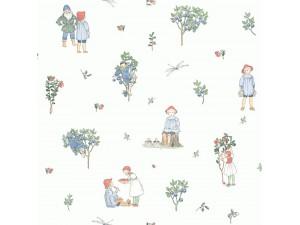 Papel pintado infantil Boras Tapeter Scandinavian Designers Mini 6234