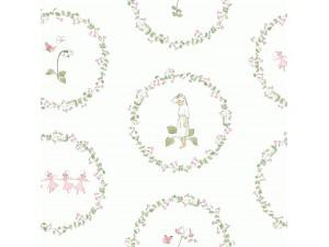 Papel pintado infantil Boras Tapeter Scandinavian Designers Mini 6232
