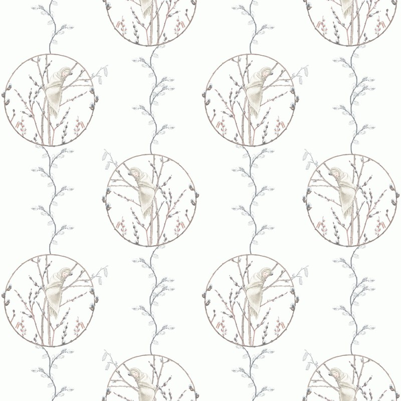 Papel pintado infantil Boras Tapeter Scandinavian Designers Mini 6231