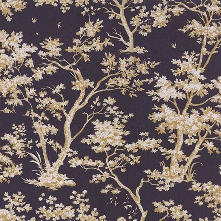 Papel pintado Casadeco Fontainebleau Arbre FONT81525205