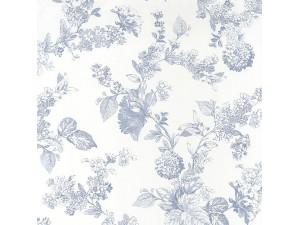 Papel pintado Casadeco Fontainebleau Fleur Gravure FONT81566202