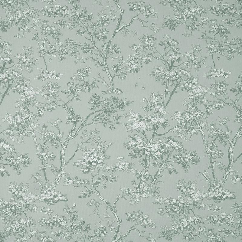 Tela Casadeco Fontainebleau Arbre Reina Blanc FONT81747106