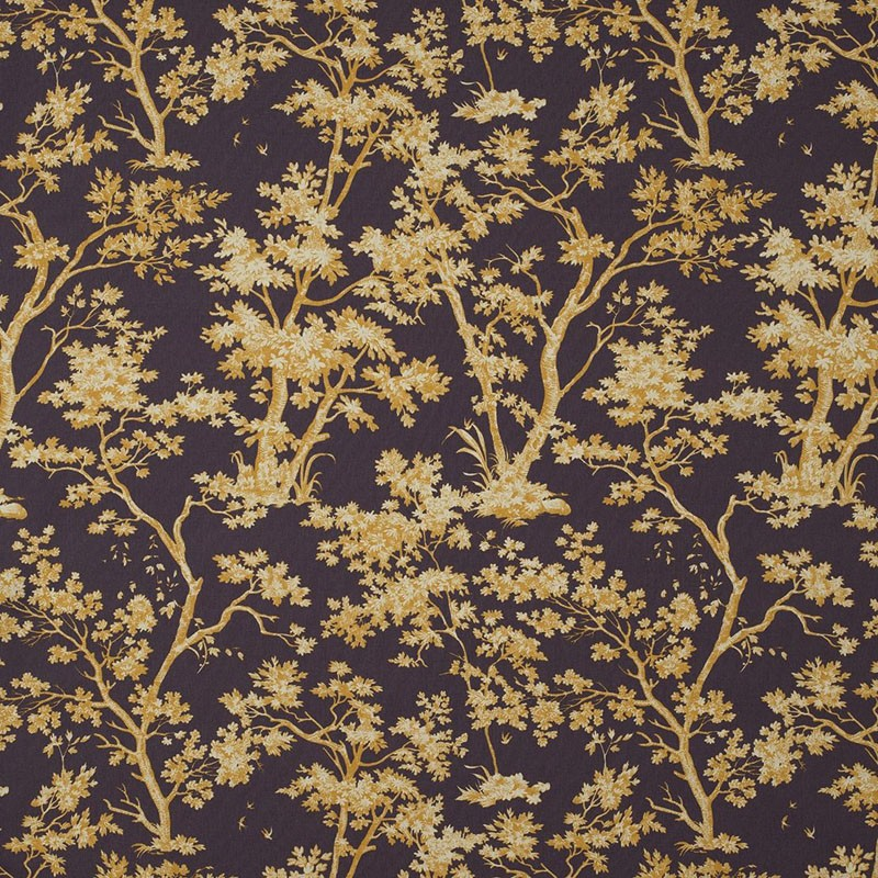 Tela Casadeco Fontainebleau Arbre Reina Lin FONT81752122