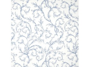 Tela Casadeco Fontainebleau Arabesque Reina Blanc FONT81786521