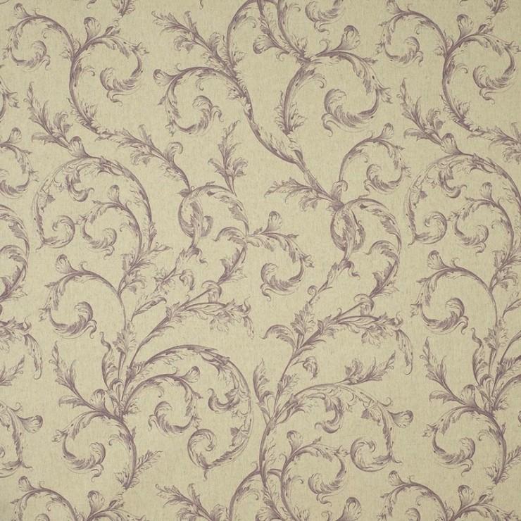 Tela Casadeco Fontainebleau Arabesque Reina Lin FONT81795118