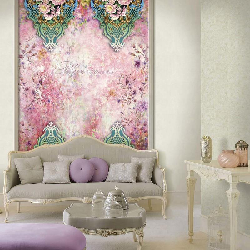 Panel decorativo Blumarine nº 3 Incanto Floreale Crystal BM26121 A