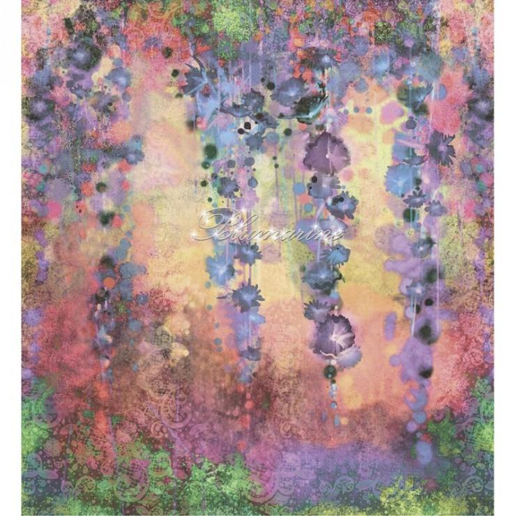 Panel decorativo Blumarine nº 3 Giardino Magico BM26124