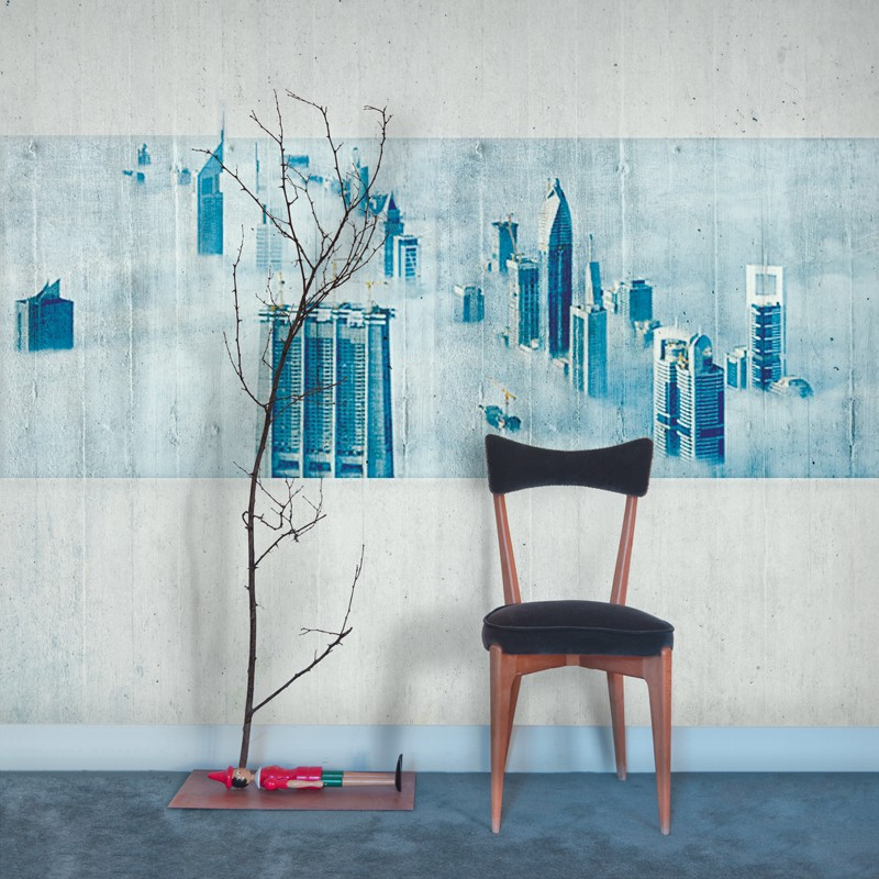 Mural Tres Tintas Journeys Dubai JO1005-1N A