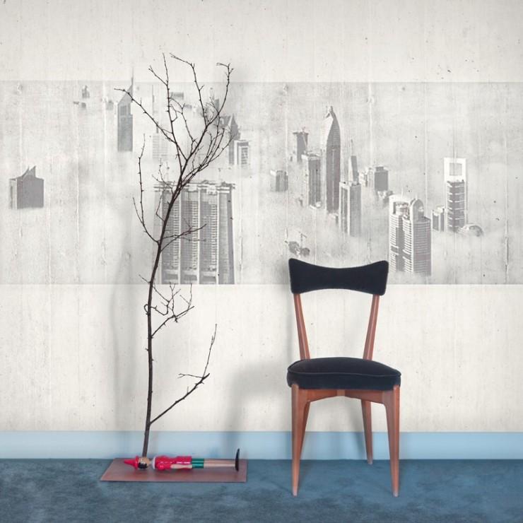 Mural Tres Tintas Journeys Dubai JO1005-3N A