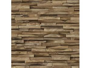 Papel pintado imitacion madera bamb for Papel mural tipo madera