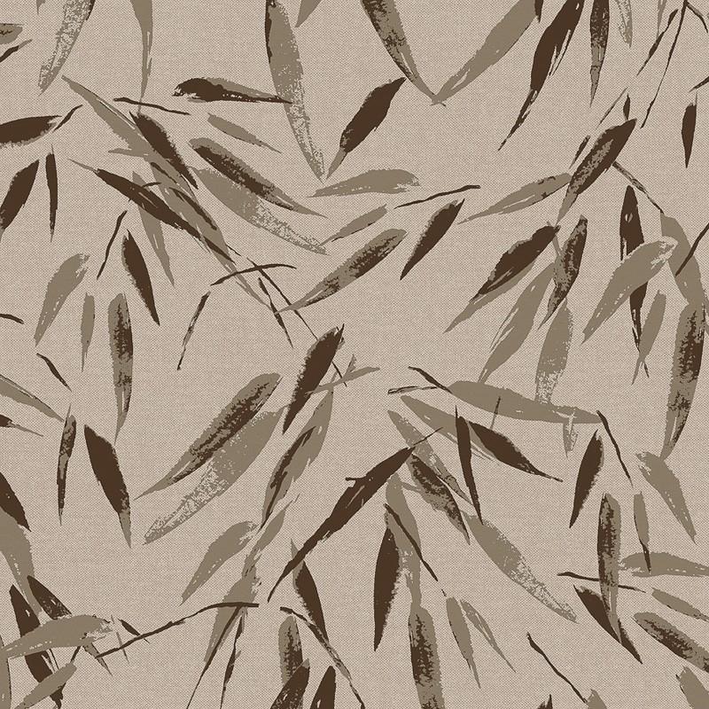 Papel pintado Arte Flamant Les Mémoires Bambou Bord de Seine 80022