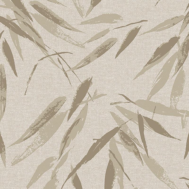 Papel pintado Arte Flamant Les Mémoires Bambou Fantôme 80021