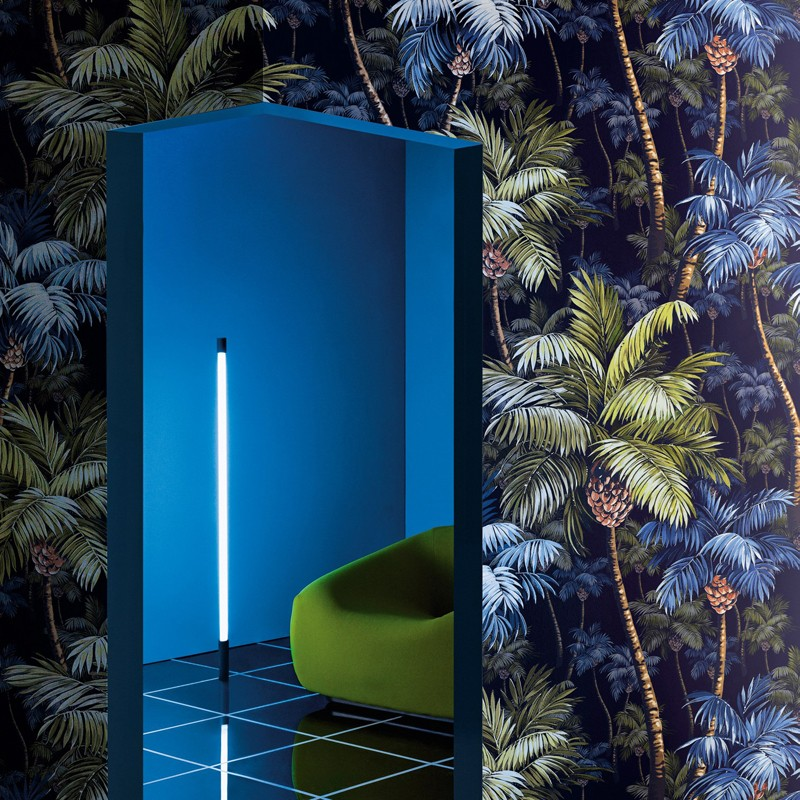 Mural Wall&Decò Contemporary Wallpapers 2018 Tujane WDTU1801 A