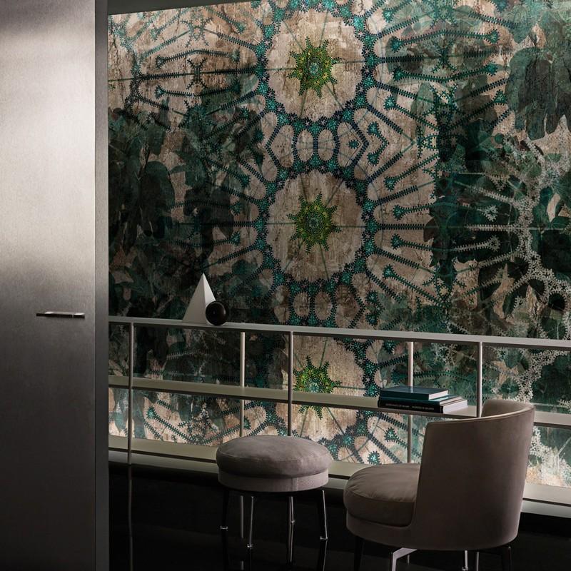 Mural Wall&Decò Contemporary Wallpapers 2018 Luz WDLZ1801 A