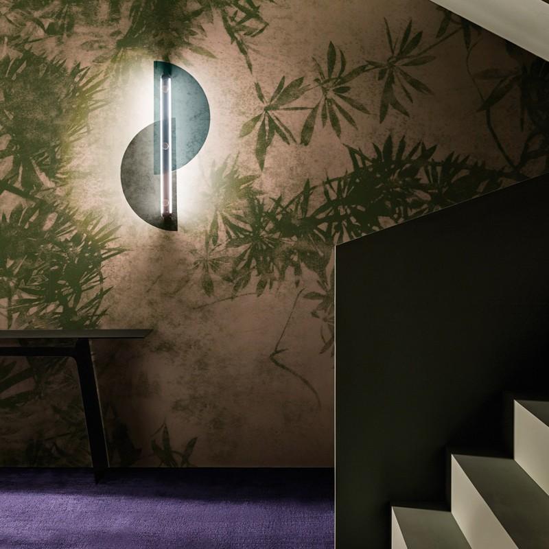 Mural Wall&Decò Contemporary Wallpapers 2018 Viride WDVI1801 A