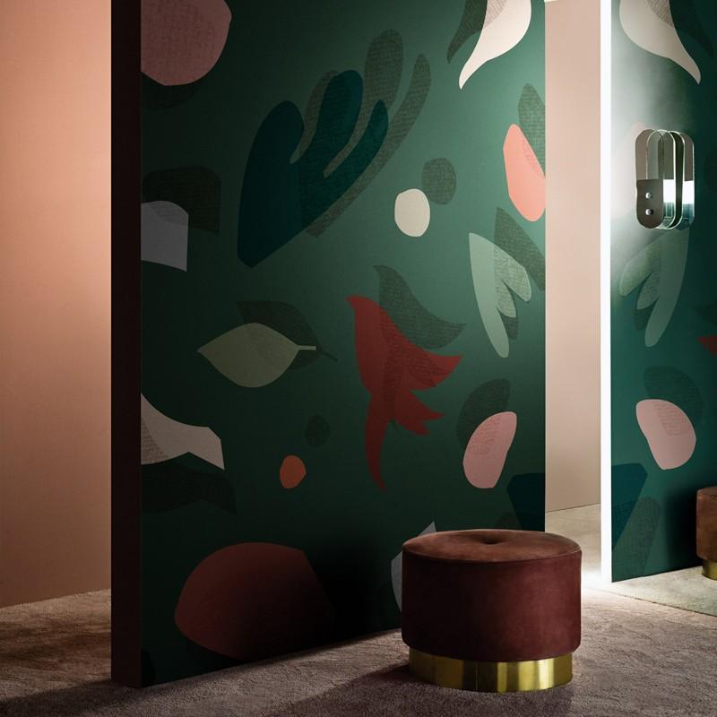 Mural Wall&Decò Contemporary Wallpapers 2018 Habitat WDHA1801 A