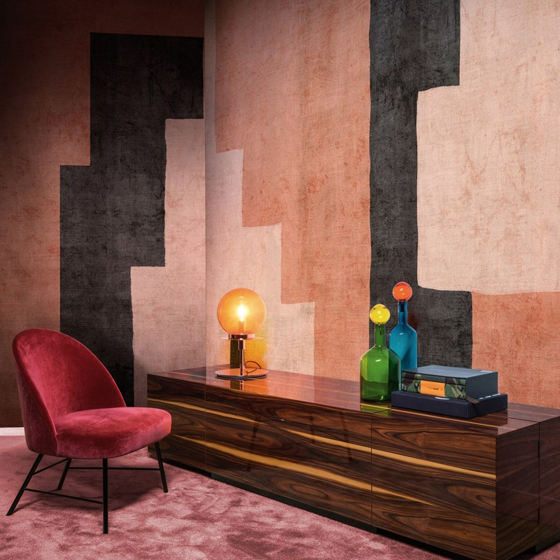 Mural Wall&Decò Contemporary Wallpapers 2018 Color Field WDCF1801 A