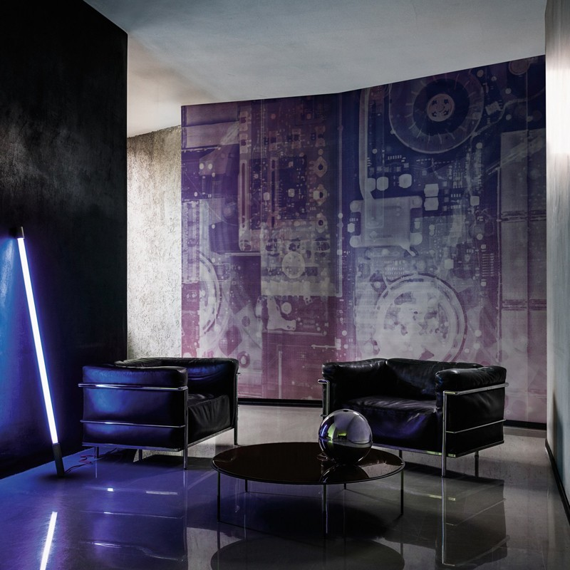 Mural Wall&Decò Contemporary Wallpapers 2018 Eureka WDEU1801 A