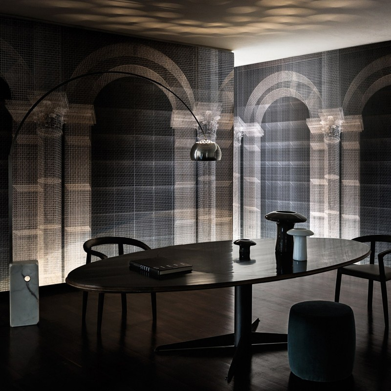 Mural Wall&Decò Contemporary Wallpapers 2018 Chronos WDCH1801 A