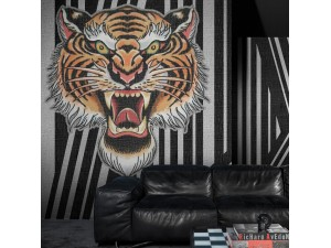 Mural Wall&Decò Contemporary Wallpapers 2018 Fade Out Lines WDFO1801 A