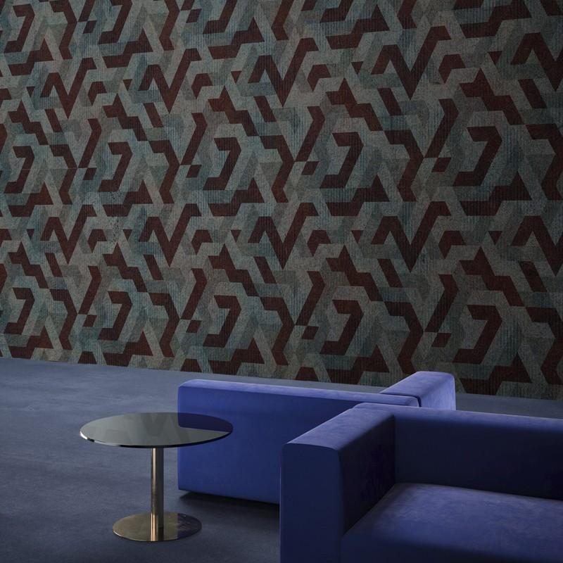 Mural Wall&Decò Contemporary Wallpapers 2018 Dorsel WDDO1801 A