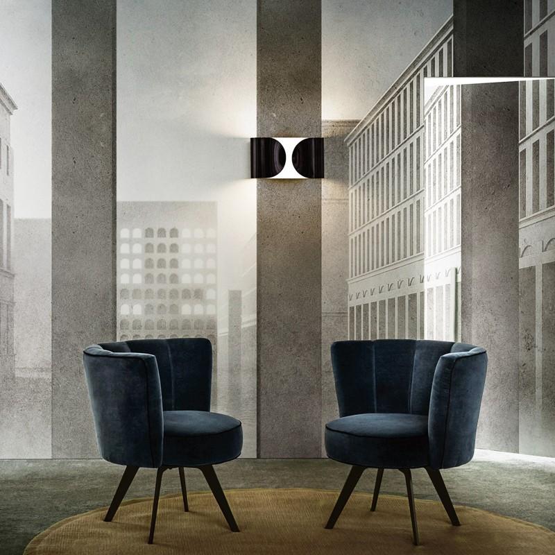 Mural Wall&Decò Contemporary Wallpapers 2018 Novecento WDNV1801 A